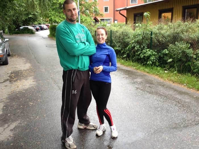 flickvän är dryg Helsingborg