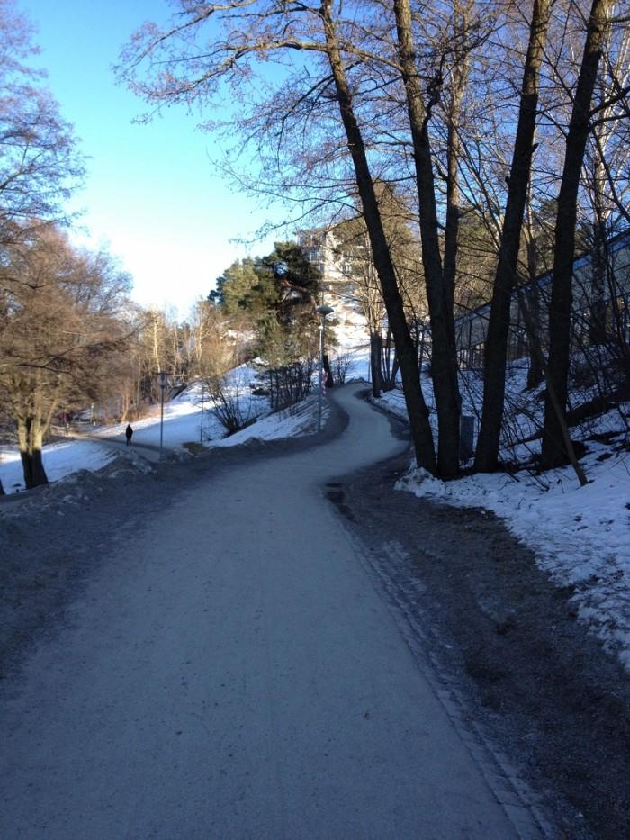 Backen upp mot Sundbybergs IP