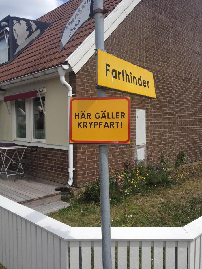 Krypfart